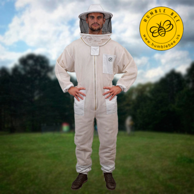 Humble Bee 420-L Aerated Beekeeping Suit