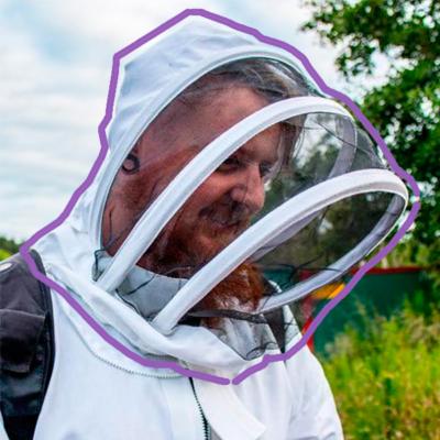 Beekeeping Hood Veil
