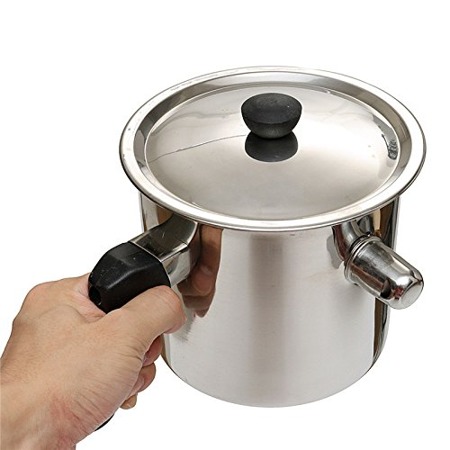 Stainless Steel Pot Special for Beeswax