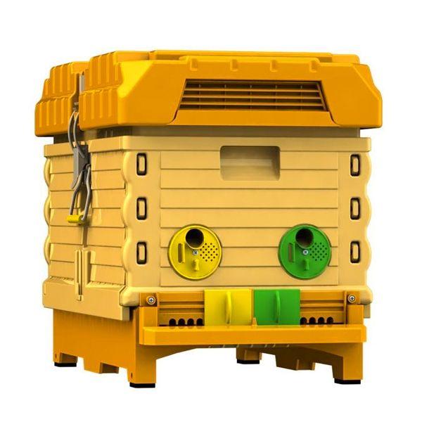Apimaye Insulated Bee Hive Nuc