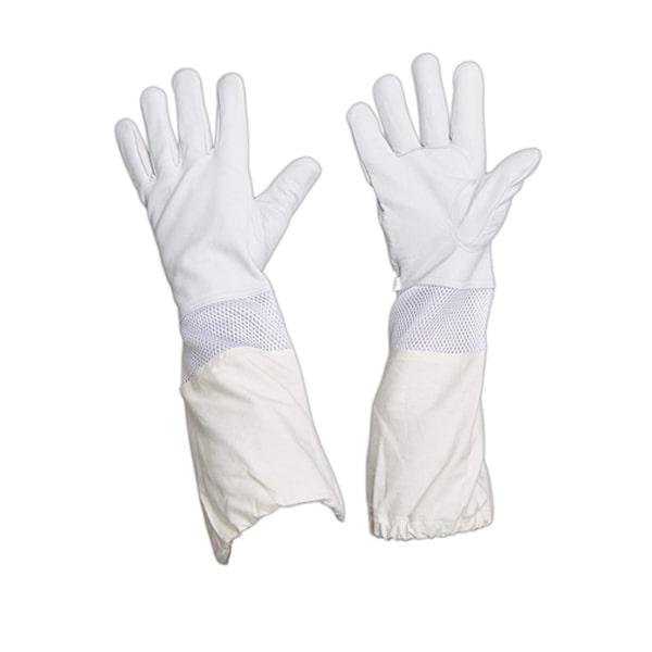Forest Beekeeping Goatskin Beekeeper's Gloves