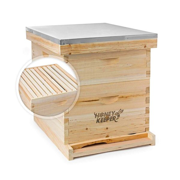 Honey Keeper Complete Beehive, 20-Frame