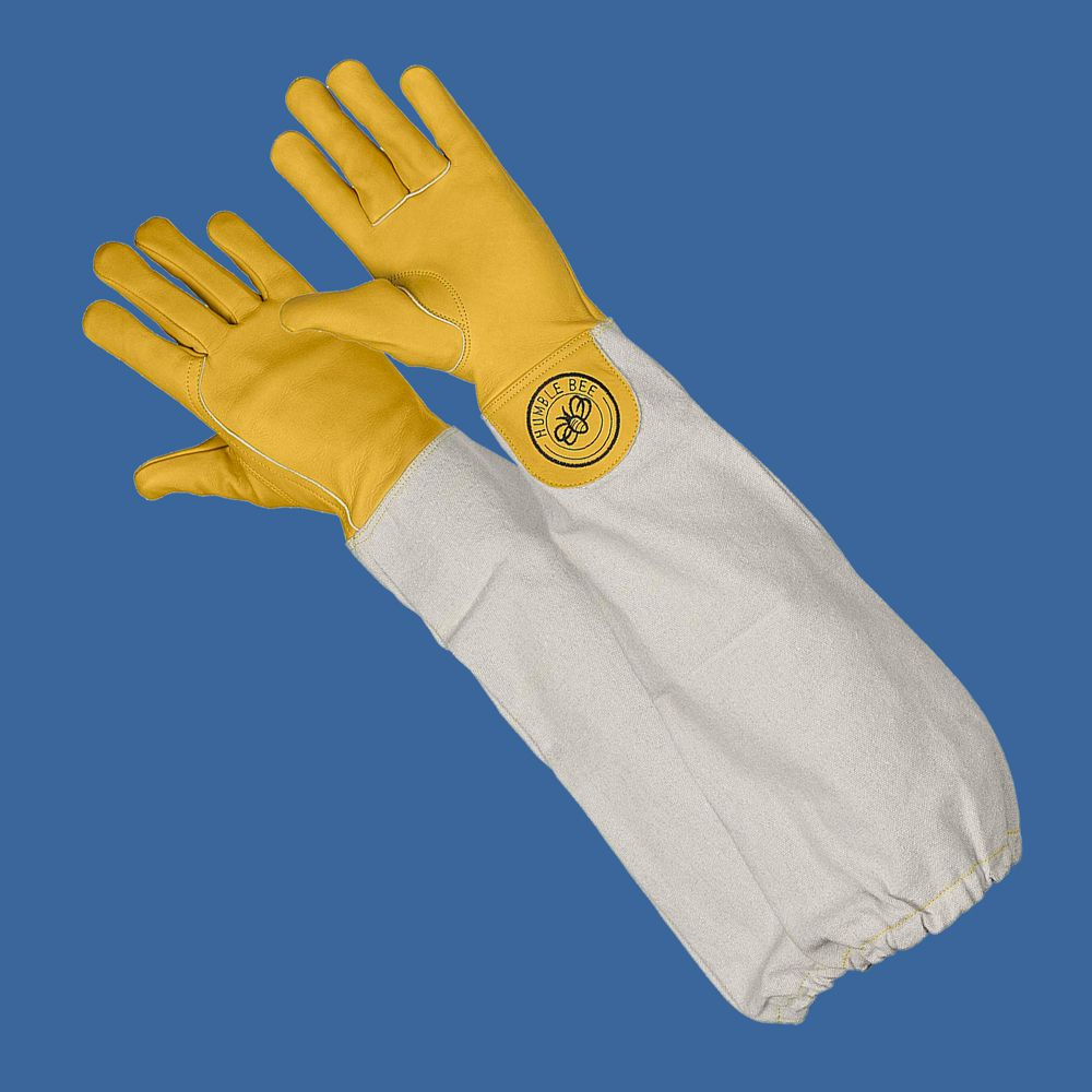 Cow Leather Beekeeping Gloves
