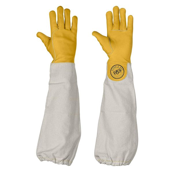 Humble Bee Cow Leather Beekeeping Gloves