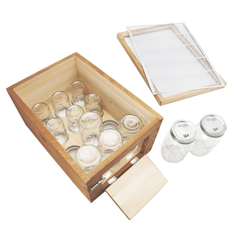 Summerhawk Ranch Honey Jar Hive Super